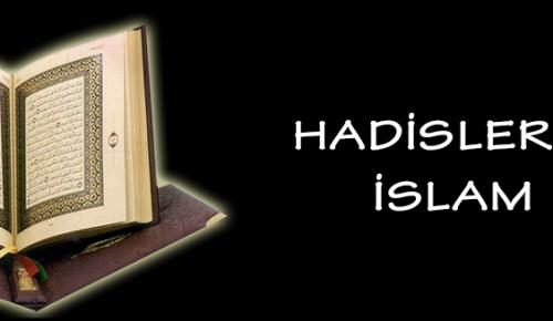 HADISLERLE ISLAM 01 05 2019